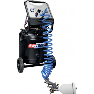 VERTICAL OILED AIR COMPRESSOR LFL-40L 33kg