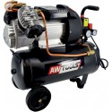 2-PISTON OILED AIR COMPRESSOR ZVA-100L 67kg