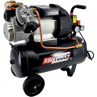 2-PISTON OILED AIR COMPRESSOR ZVA-24L V 28kg
