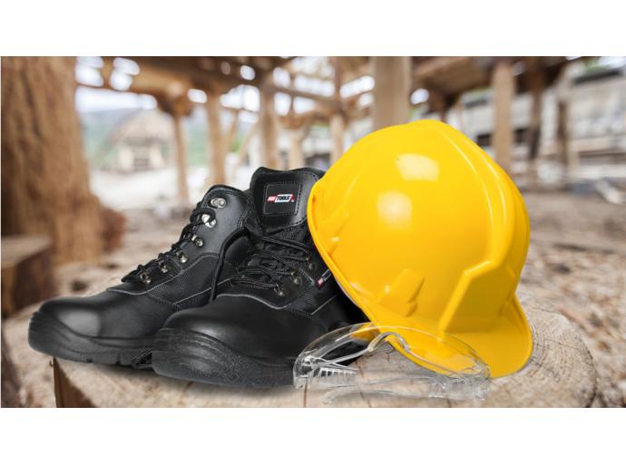 Jakie buty ochronne lub robocze - poradnik