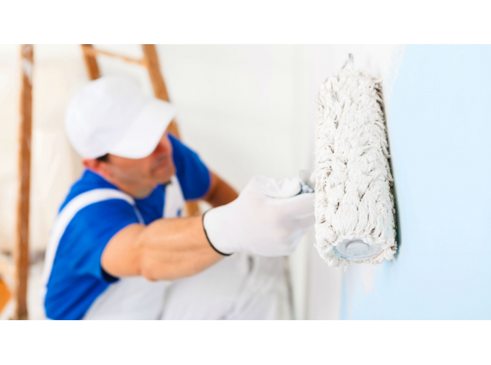 Jak malować ściany w mieszkaniu – poradnik DIY