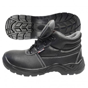 BOLZANO S3 SRC HIGH-CUT SAFETY SHOES SIZE 43