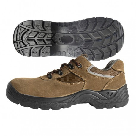 NOVARA S1P SRC LOW-CUT SAFETY SHOES SIZE 43