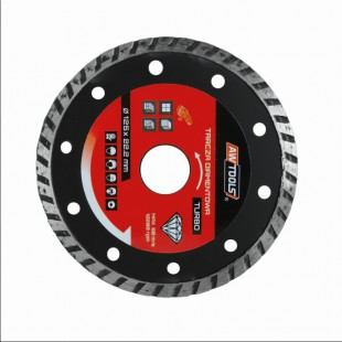 TURBO RIM DIAMOND BLADE 125x22.2mm