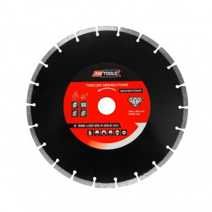 SEGMENTED RIM DIAMOND BLADE 230x22.2mm