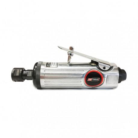 STRAIGHT AIR DIE GRINDER w/ GRINDING WHEELS IN CASE 3-6mm 1.2kg