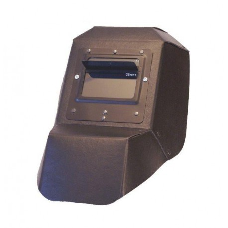 WELDING HELMET TSM DIN11 20-50x100mm 0.41kg w/ FLIP-UP LENS