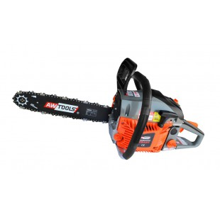 PETROL CHAINSAW 2.4KM CS450 5,7kg w/ GUIDE BAR 14'' 35cm
