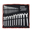 COMBINATION WRENCH SET 6-32mm 25pcs IN ROLL-UP POUCH