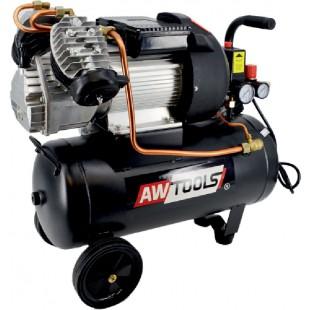 DUAL CYLINDER OIL-LUBRICATED AIR COMPRESSOR w/ DIRECT DRIVE ZVA-100L