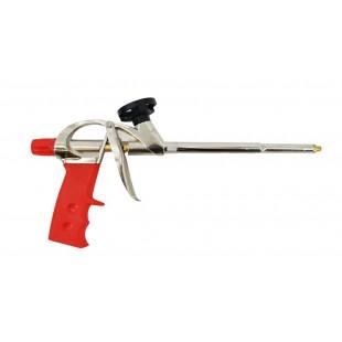 TEFLON PU FOAM GUN w/ RED HANDLE