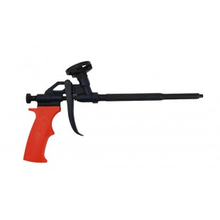 TEFLON PU FOAM GUN w/ RED HANDLE