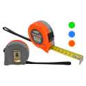 ABS TAPE MEASURE 7.5mx25mm/ 2-STOP