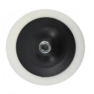 FOAM POLISHING HEAD FIRM WHITE BLACK 180x45mm M14