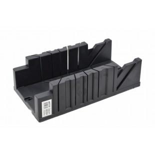 PLASTIC MITRE BOX 4.5'' 4-CUTTING ANGLES