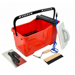 GROUT CLEANING SET