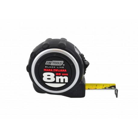 MIARA ZWIJANA GUMOWA TPR 5m/ 25mm